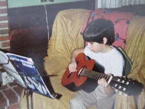My first guitar!